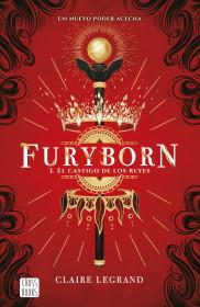 Furyborn 3. El castigo de los reyes