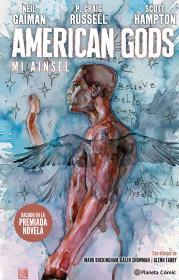 American Gods Sombras (tomo) nº 02/03